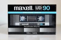 Maxell UD C-90, 1983 version.