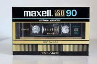 Maxell UD-XLII C-90, 1983