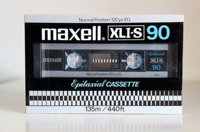 Maxell XLI-S C-90, 1981
