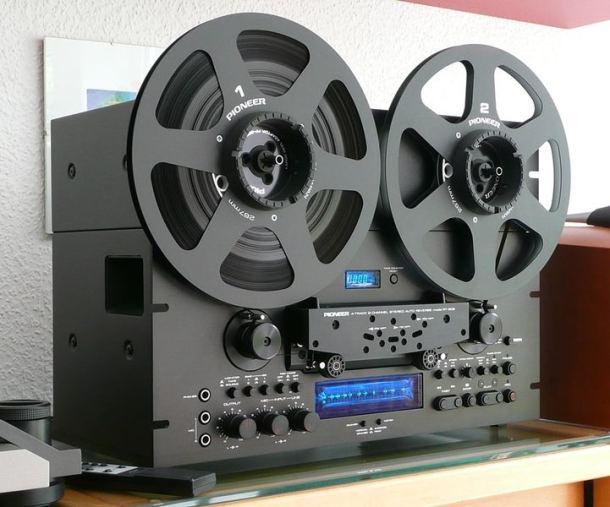 Pioneer RT-909 R2R