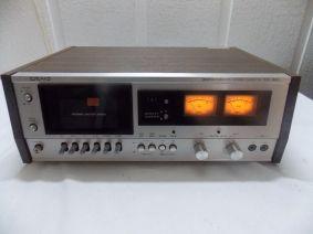 Craig Series 5000 Stereo Cassette Tape Deck model 5201