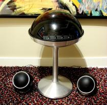 ELECTROHOME SATURN Stereo Record Player