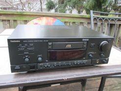 Technics RS-DC10 Digital Cassette Tape
