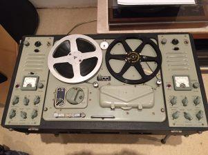 Vortexion CBL6 all valve, circa 1965