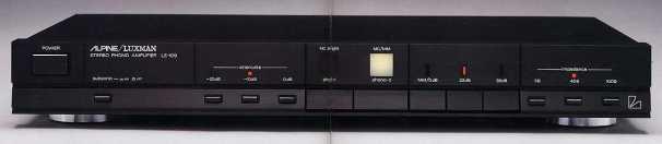 ALPINE-LUXMAN LE - 109 1986
