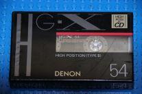 DENON HG-X 54