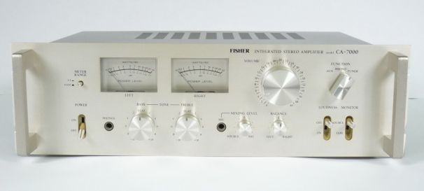 FISHER CA-7000