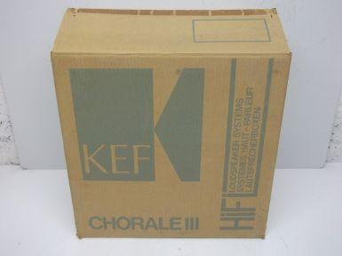 KEF Chorale III