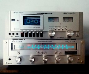 Marantz 5000 & Model 2216B