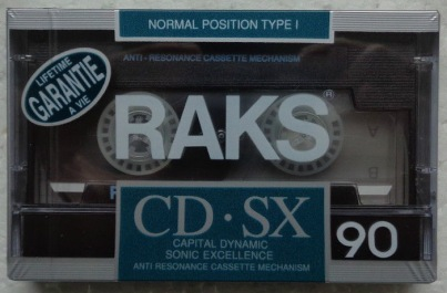 RAKS CD.SX 90