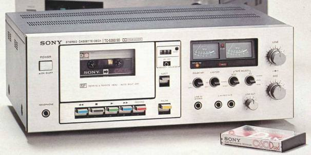 Sony tc-5350sd