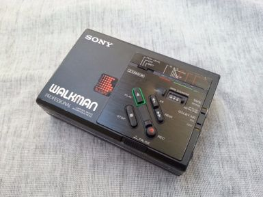 SONY WALKMAN WM D3