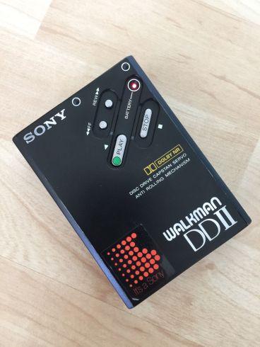 Sony WM-DDII