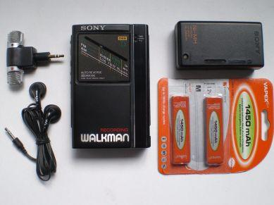Sony WM-F404