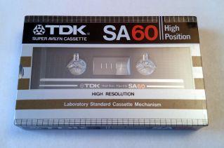 TDK SA 60