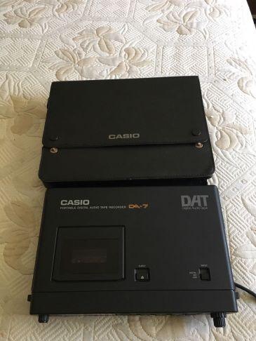 CASIO DA-7