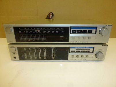 Fisher CA-35 Amplifier Equalizer FM-35