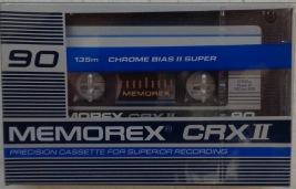 MEMOREX CRX II 90