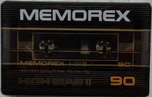 MEMOREX High Bias II 90