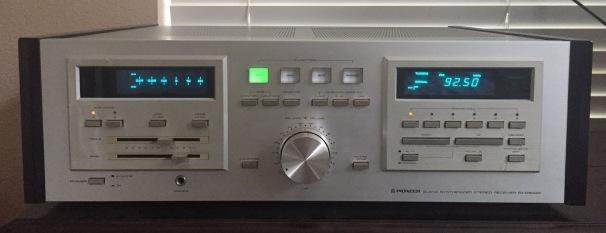 Pioneer SX-D5000