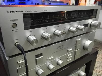 pioneer sx408
