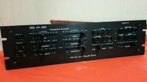SAE Parametric Equalizer Model 2900