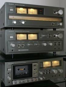 Sony ST-A6 Sony TA-F6 Sony TC-K7