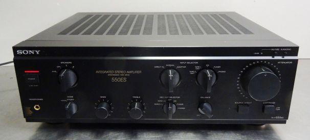 Sony TA-F 550ES