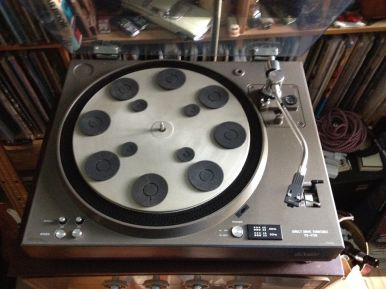 Sony turntable PS-4750