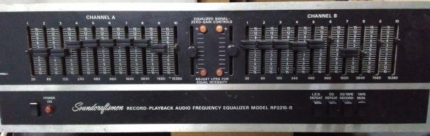 SOUNDCRAFTSMEN RP-2215-R